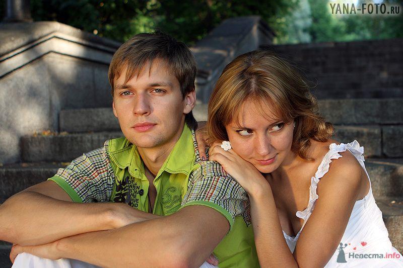 Антон и Татьяна - фото 70995 Фотограф Яна Роджерс