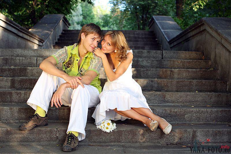 Антон и Татьяна - фото 71000 Фотограф Яна Роджерс