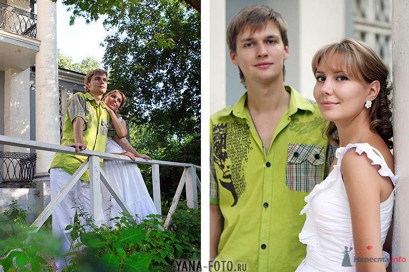 Антон и Татьяна - фото 71014 Фотограф Яна Роджерс