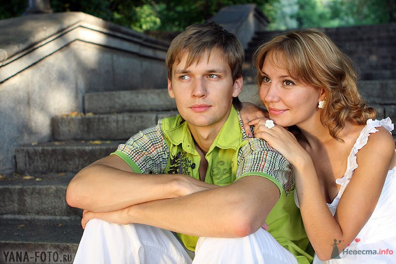 Антон и Татьяна - фото 71020 Фотограф Яна Роджерс
