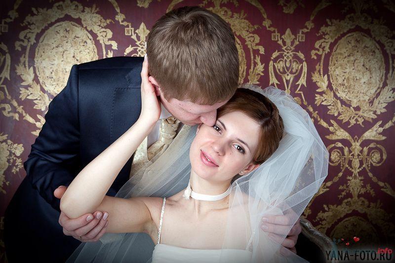 зимняя свадьба Киры и Дмитрия - фото 75793 Фотограф Яна Роджерс