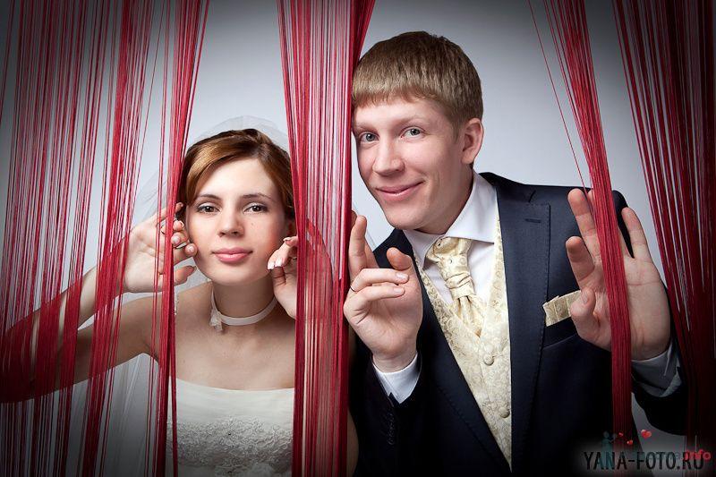 зимняя свадьба Киры и Дмитрия - фото 75802 Фотограф Яна Роджерс