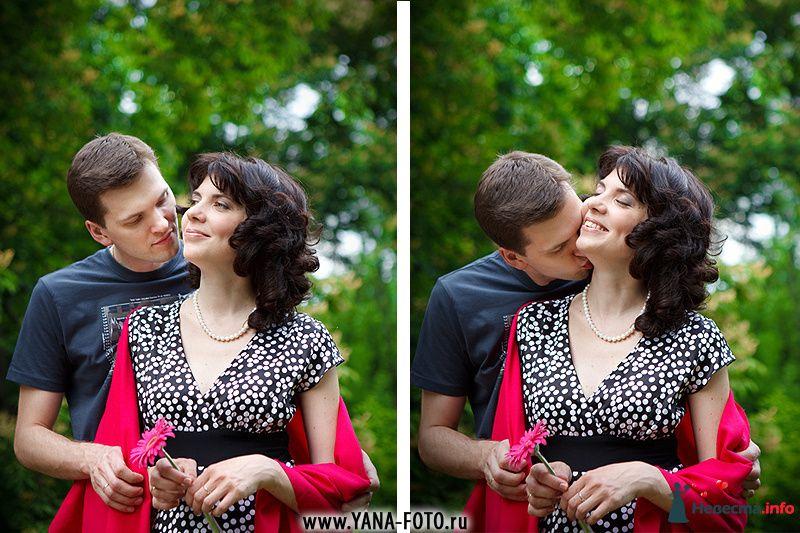 лав-стори на 10 годовщину свадьбы - фото 110919 Фотограф Яна Роджерс