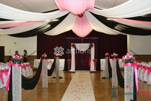 Оформление свадьбы - фото 30401 Art Floris - комплексное оформление