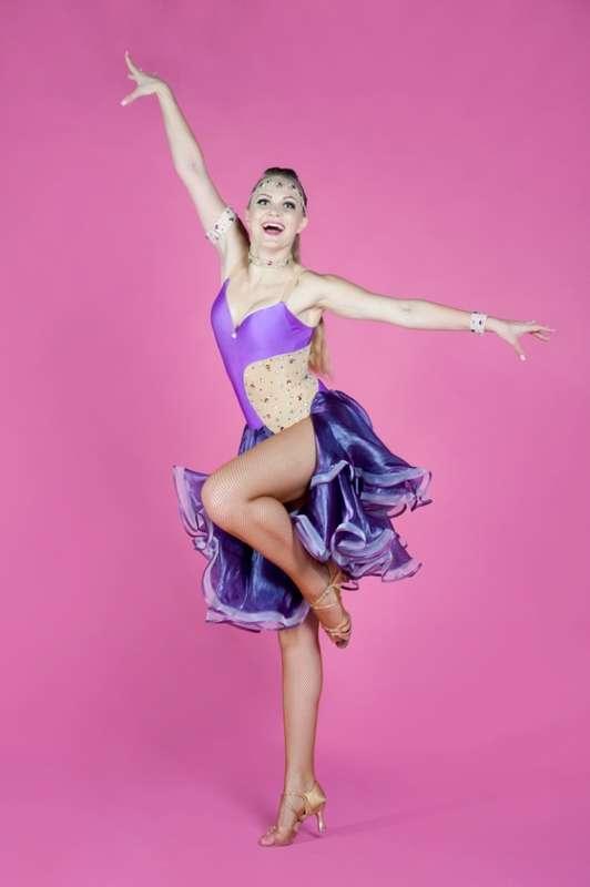 """Зажигательная Латина с интерктивом - фото 11515752 Шоу-балет """"Феникс"""""""
