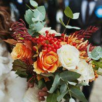 Букет невесты от Марии Дашко