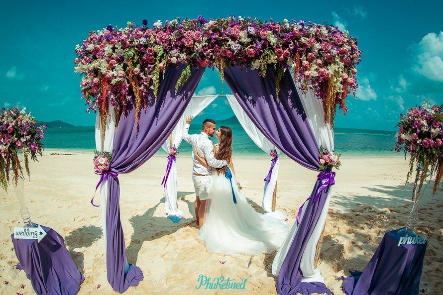 Фото 11632954 в коллекции Портфолио - Организация свадебных церемоний и фотосессий Phuketwed