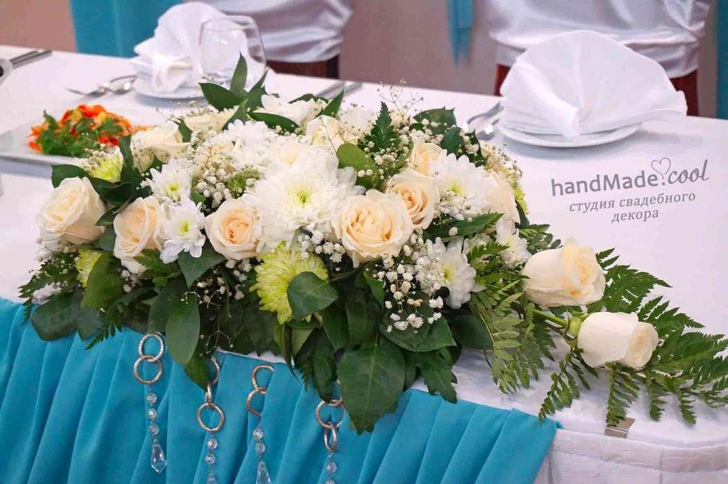 Украшение свадебного зала, оформление и декор зала на свадьбу - фото 7676278 Студия свадебного декора Handmade
