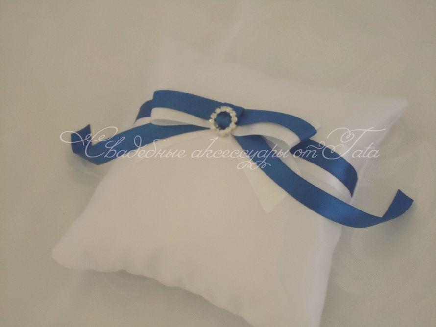 Фото 641567 в коллекции Подушечки для колец - Свадебные аксессуары от Tata