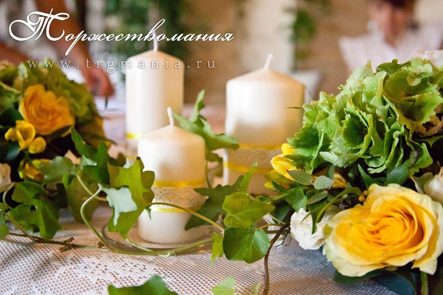 """Фото 2695259 в коллекции Свадьба в итальянском стиле с лимонами - Студия декора и флористики """"Торжествомания"""""""
