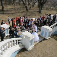 Выездная регистрация в усадьбе Грибоедова