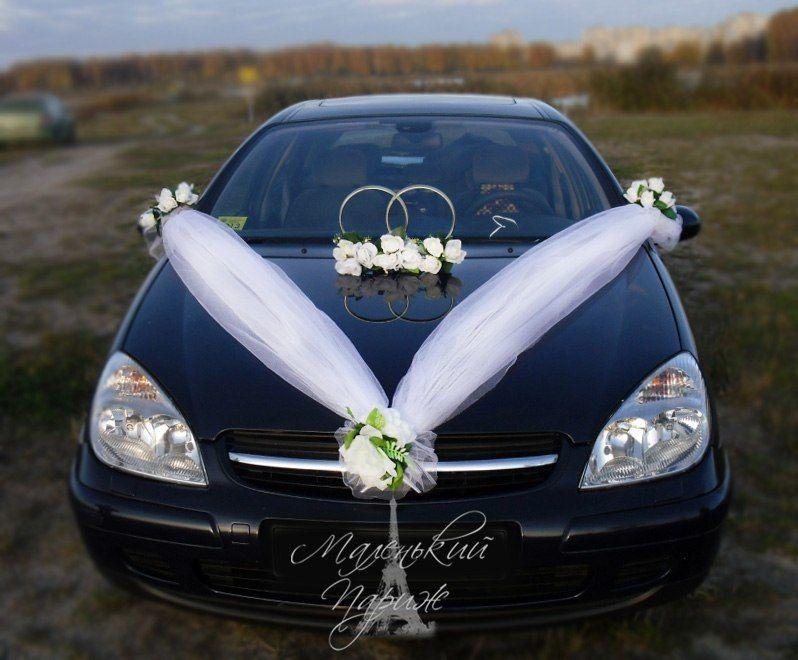 Фото 7750150 в коллекции Свадебный кортеж - Свадебное оформление Ажур family