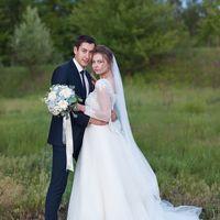 Красивые свадебные фотографии в американском стиле