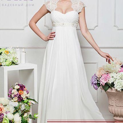 """Свадебное платье для беременных """"Мелиса"""""""