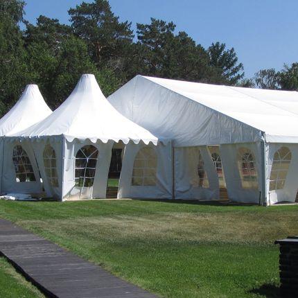 Аренда шатра на 1 сутки за кв. метр