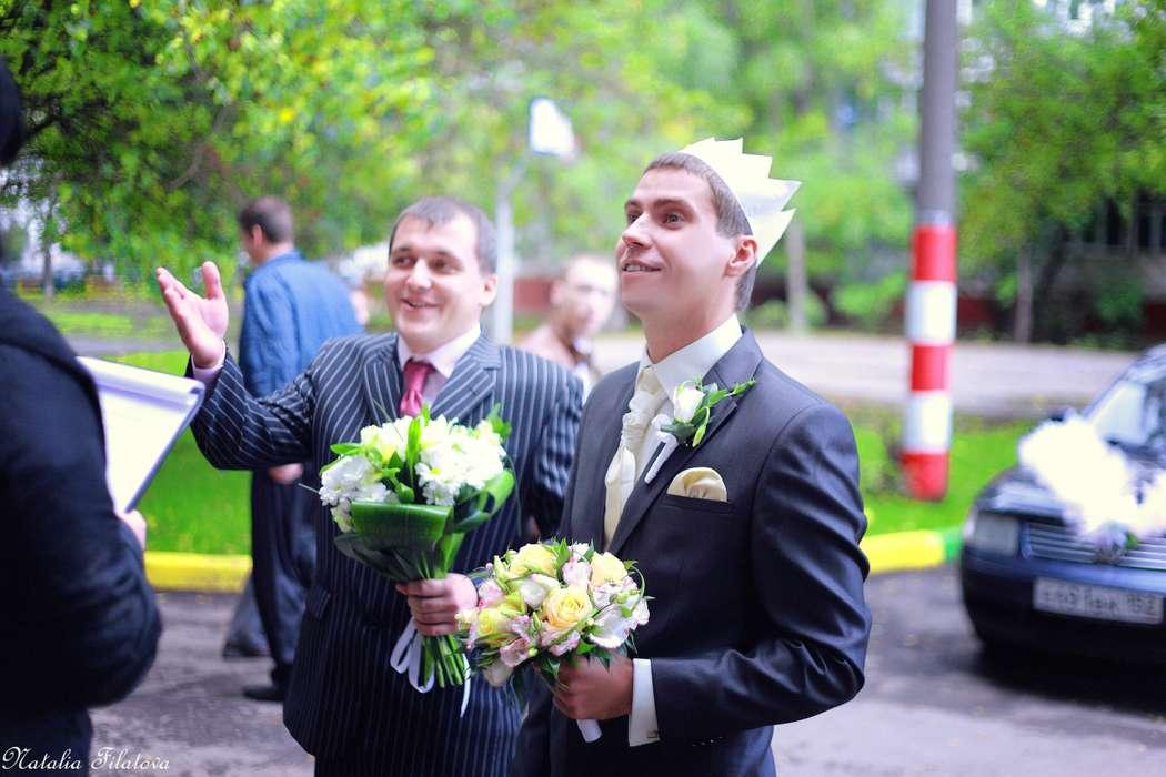 Фото 7841066 в коллекции Свадебная съемка - Фотограф  Наталия Филатова