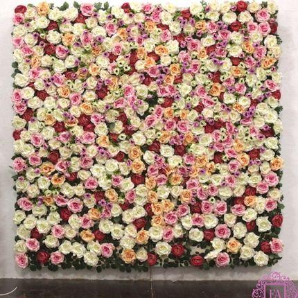 Аренда цветочного панно