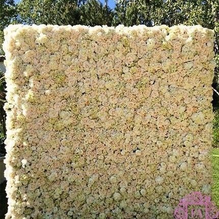 Аренда цветочной стены
