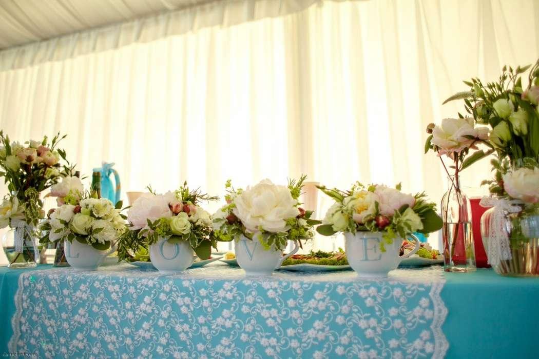 """Фото 7843282 в коллекции Интерьер - Свадебный шатер """"Verano"""" в Пушкине"""