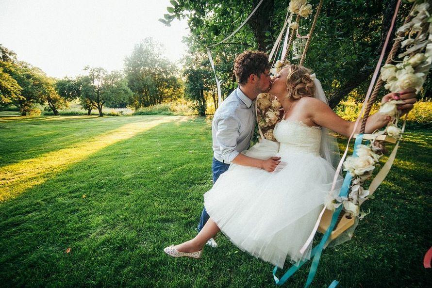 Фото 7878640 в коллекции Свадебные фото - Решение за кадром - видеосъёмка