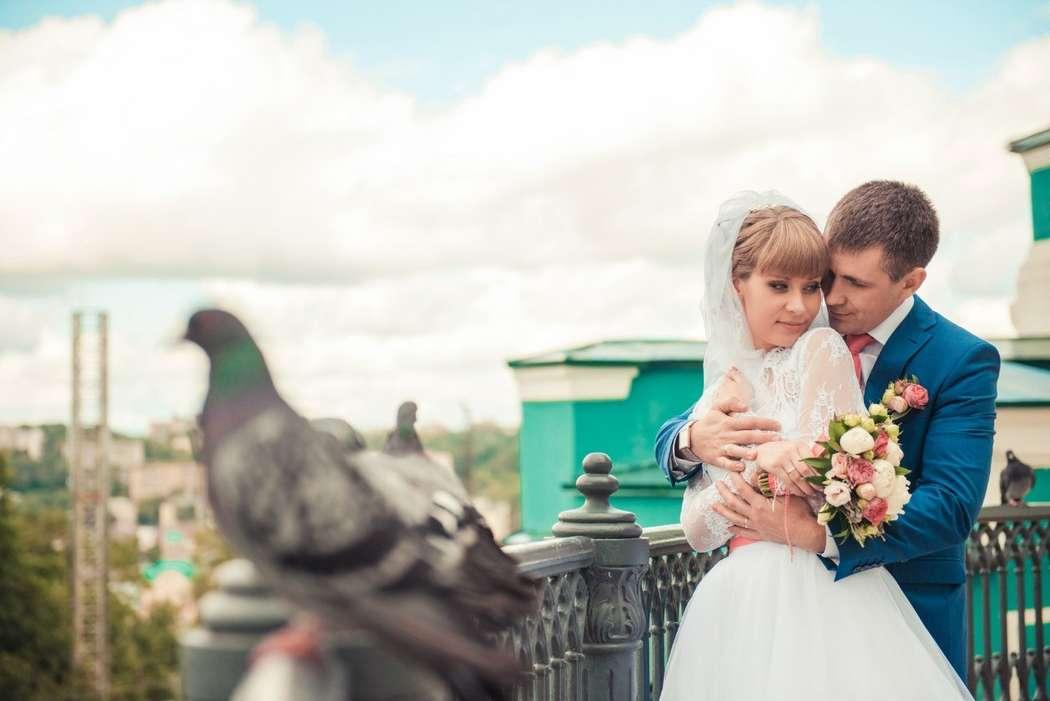 Фото 7878676 в коллекции Екатерина Кадилина  Свадебный альбом - Решение за кадром - видеосъёмка