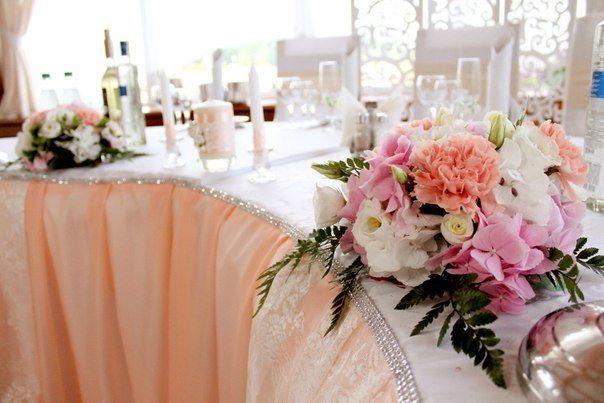Декор Розовый персик