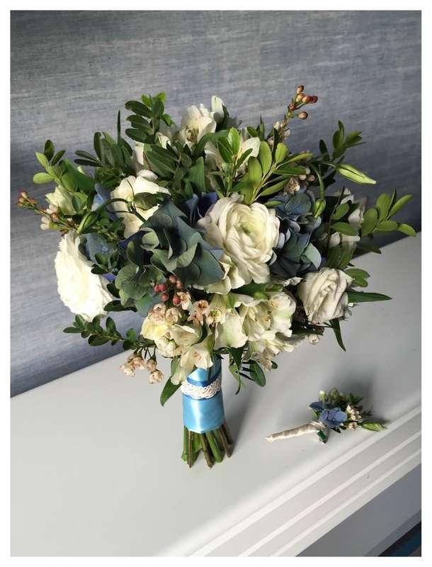 Фото 7939134 в коллекции Свадебная флористика - Цветочная мастерская Friends and Flowers