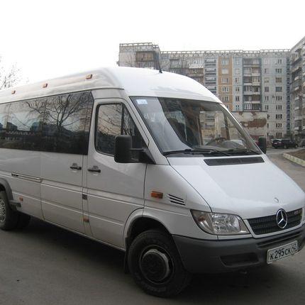 Прокат автомобиля Микроавтобус 20 мест