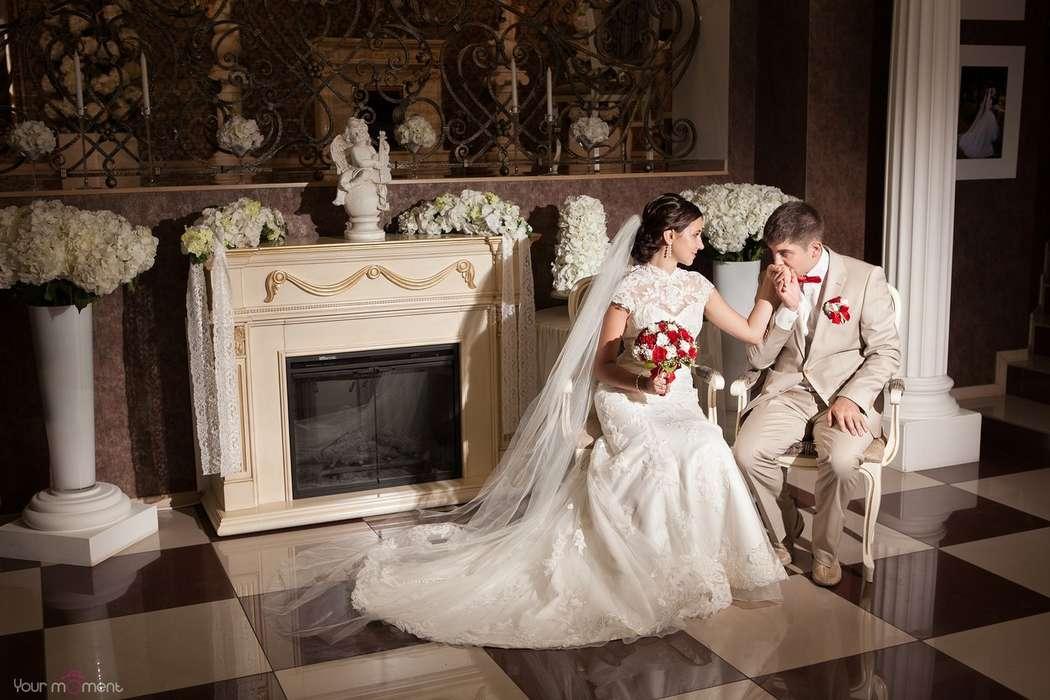 Фото 8007408 в коллекции Невесты - Визажист-стилист Ирина Казённова