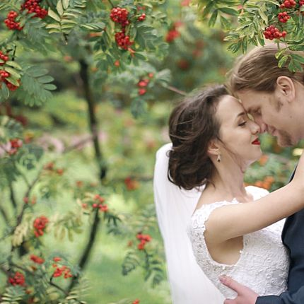 Свадебный фильм, клип и лавстори