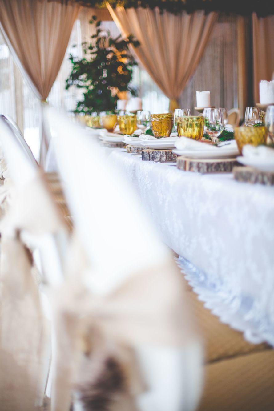 """Фото 9196678 в коллекции Элегантная свадьба в стиле рустик - """"Важный день"""" - декор и флористика"""