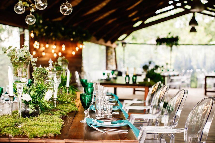 """Фото 15697608 в коллекции Свадьба 50 оттенков зеленого - """"Важный день"""" - декор и флористика"""