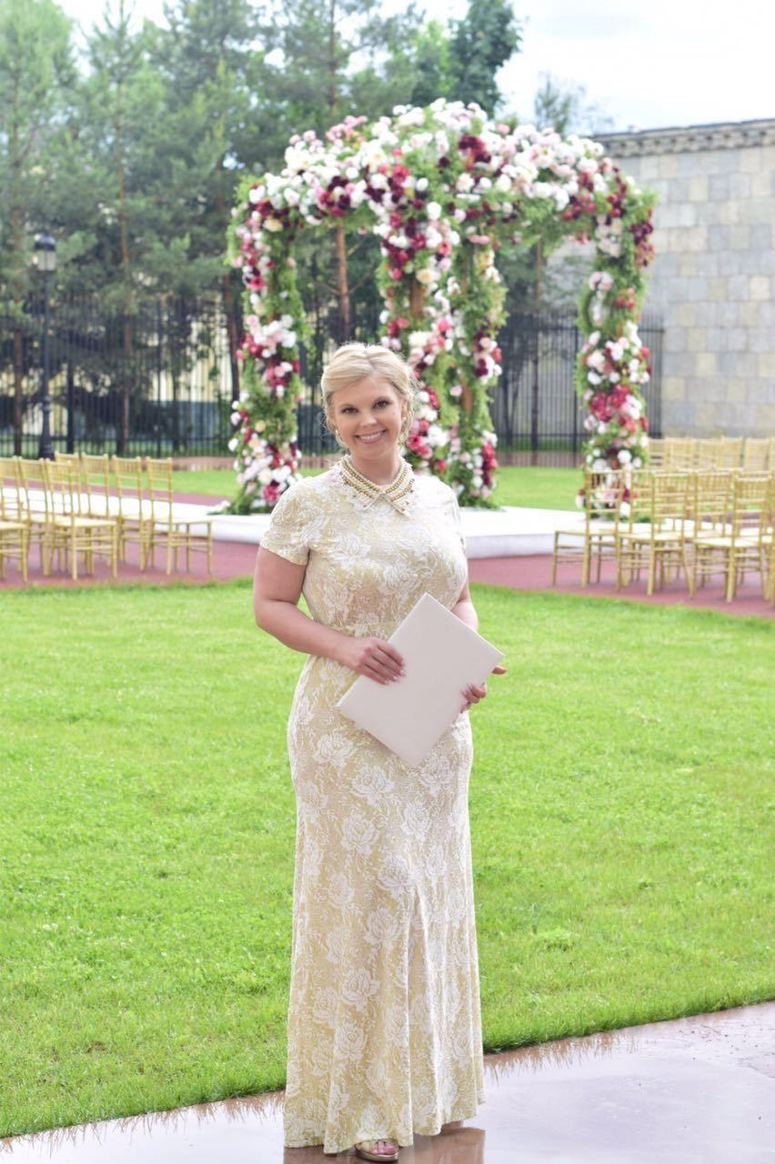 Фото 11009392 в коллекции Свадебный регистратор - Регистратор Злата Чугунова
