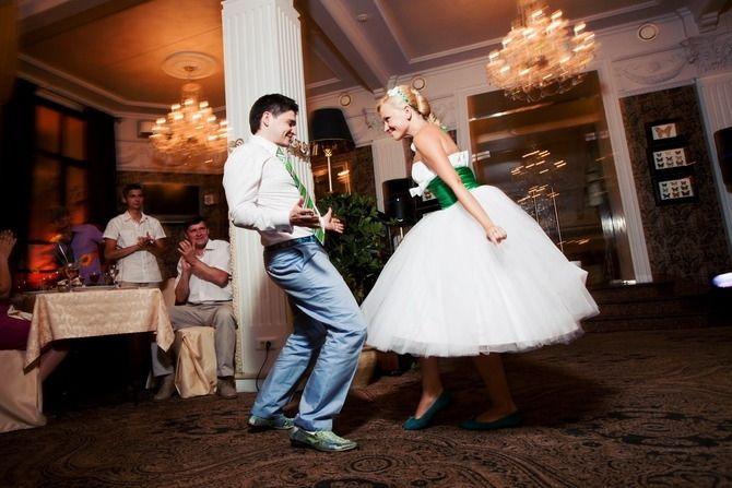 Фото свадебных платьев в стиле стиляги