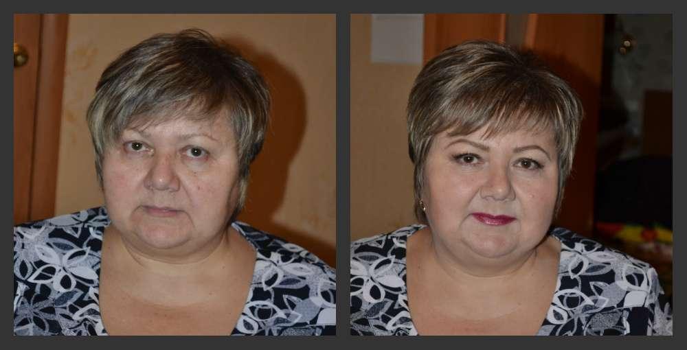 Фото 8089192 в коллекции Самые разнообразные виды макияжа - Визажист Наталья Гридасова