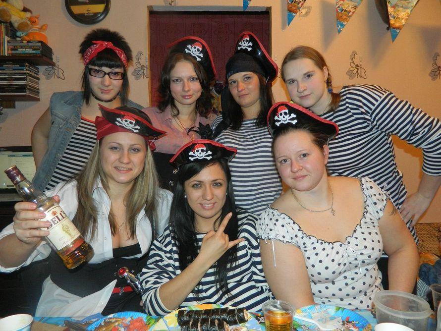 Пиратский День Рождения - фото 8094234 Ведущая Pacman