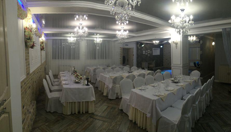 Зал на 50 посадочных мест - фото 8149144 Gosti Banket hall