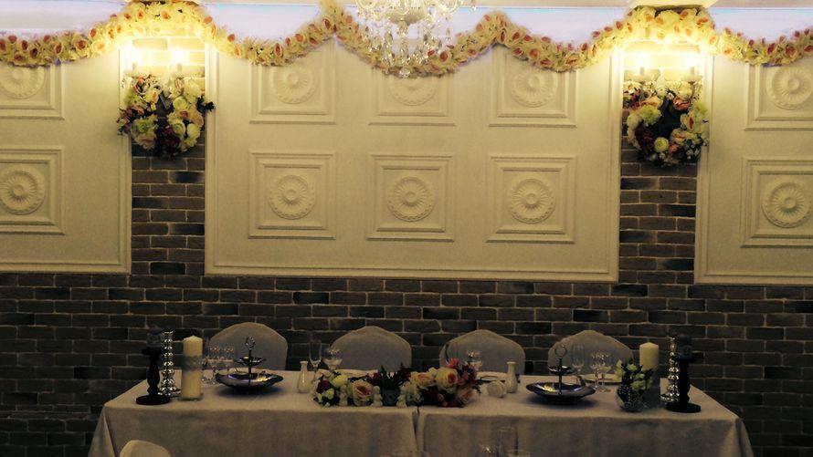 Декор подбирается индивидуально. - фото 8149150 Gosti Banket hall