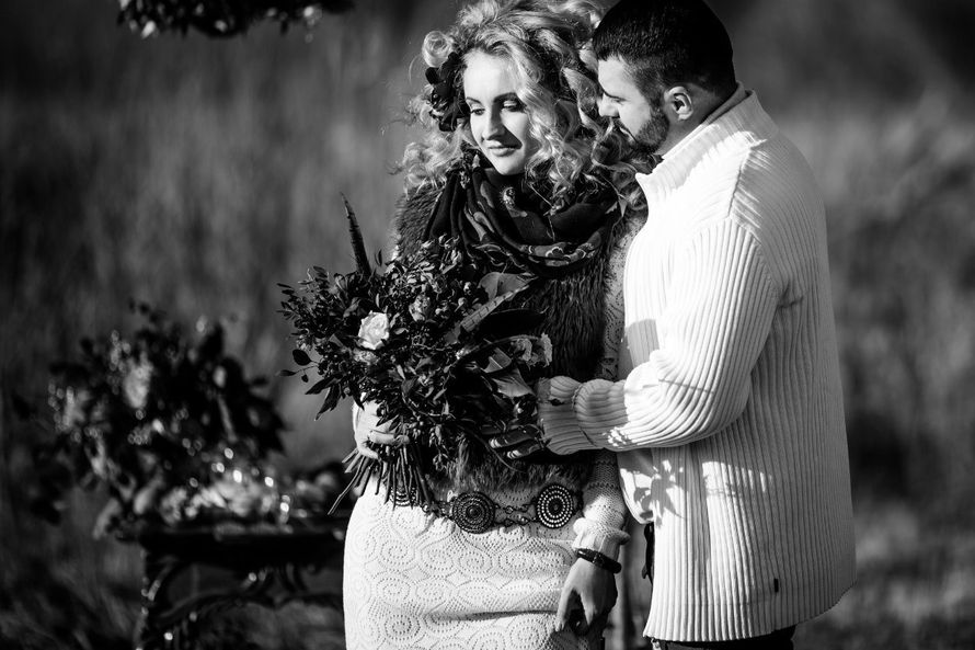 Фото 8163810 в коллекции Свадьба Насти и Леши - Фотограф Marina Bon
