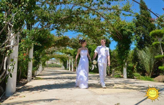 Фото 8165986 в коллекции Свадьба на Кипре - ООО Тропиканка
