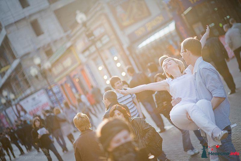 Фото 89403 в коллекции Артем и Оксана - Мастерская свадебной фотографии Елены Кузнецовой