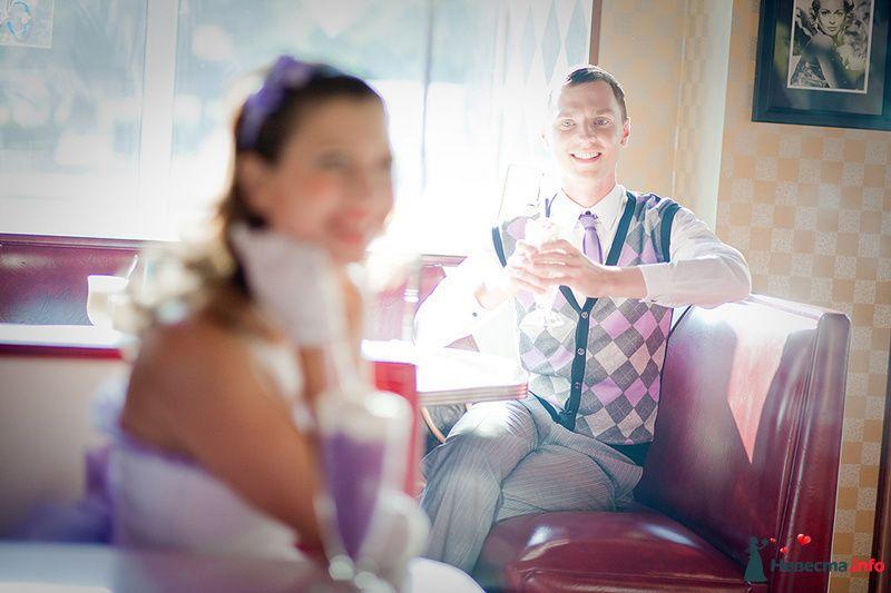 Фото 124618 в коллекции Он, Она и рок&ролл - Мастерская свадебной фотографии Елены Кузнецовой