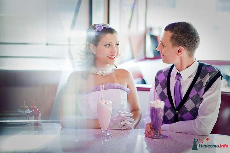 Фото 124620 в коллекции Он, Она и рок&ролл - Мастерская свадебной фотографии Елены Кузнецовой