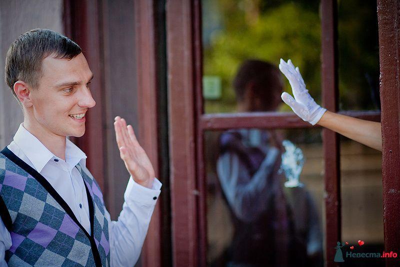 Фото 124648 в коллекции Он, Она и рок&ролл - Мастерская свадебной фотографии Елены Кузнецовой