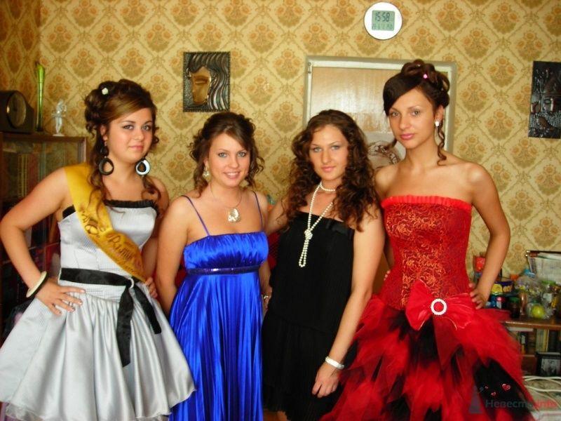 Мои выпускницы. 2009 год. - фото 28386 Снежиночка