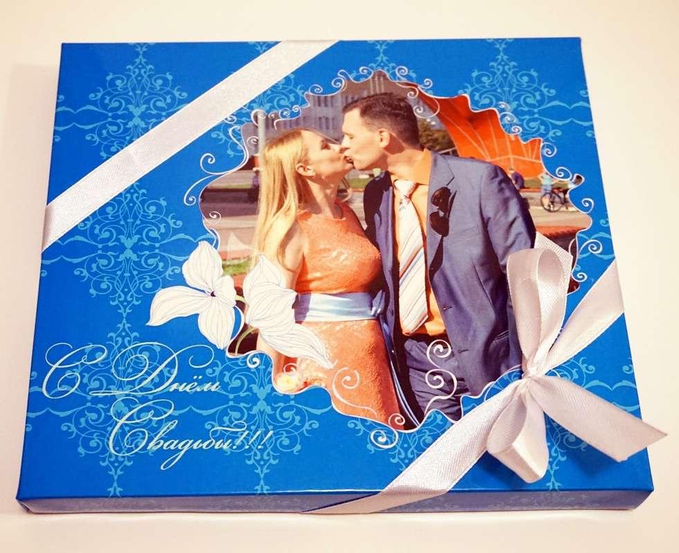 """Набор """"Соланж"""" с 16 шоколадками - фото 16987498 Студия шоколадных аксессуаров ToGuest"""
