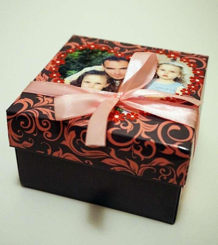 Набор подарок с шоколадками (в наборе 30 шоколадок по 5г.) - фото 16987502 Студия шоколадных аксессуаров ToGuest