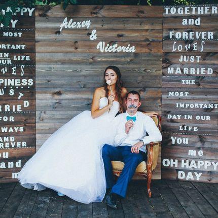 Оформление свадебной фотосъемки