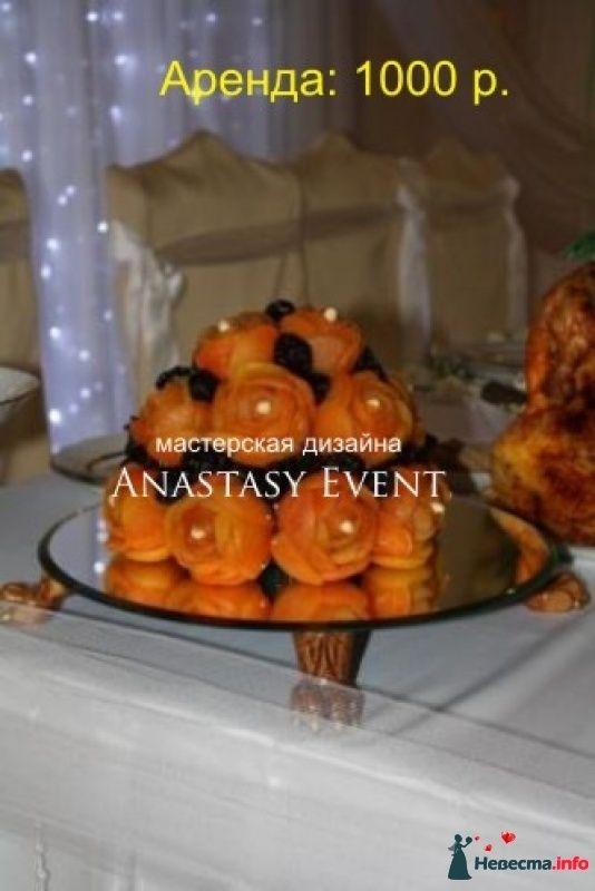 Фото 432929 в коллекции Аренда - Мастерская дизайна Anastasy Event