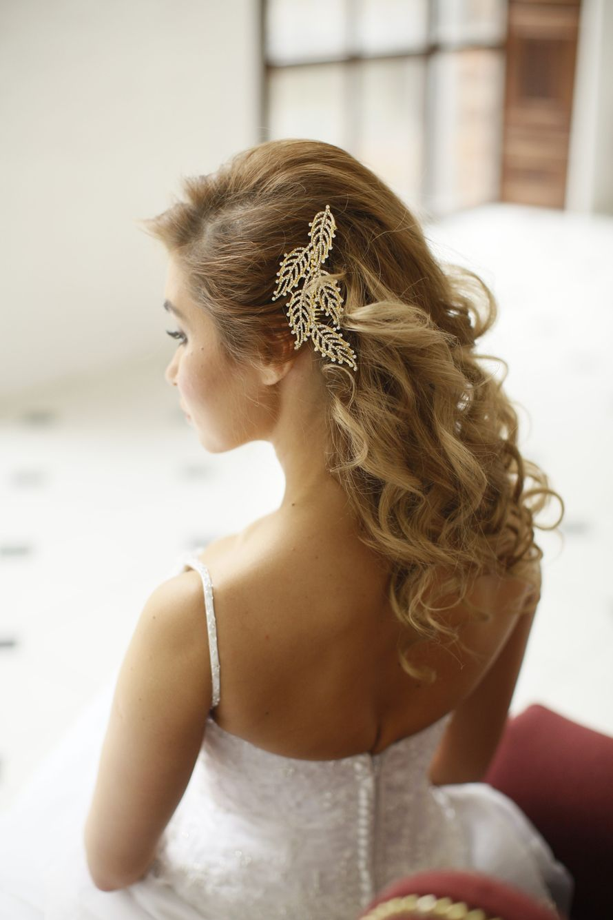 Фото 14200538 в коллекции Свадебные образы - Визажист Баданова Ольга